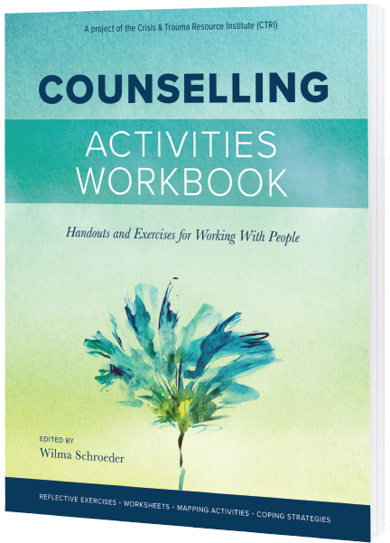 Counselling Activities Workbook image of cover
